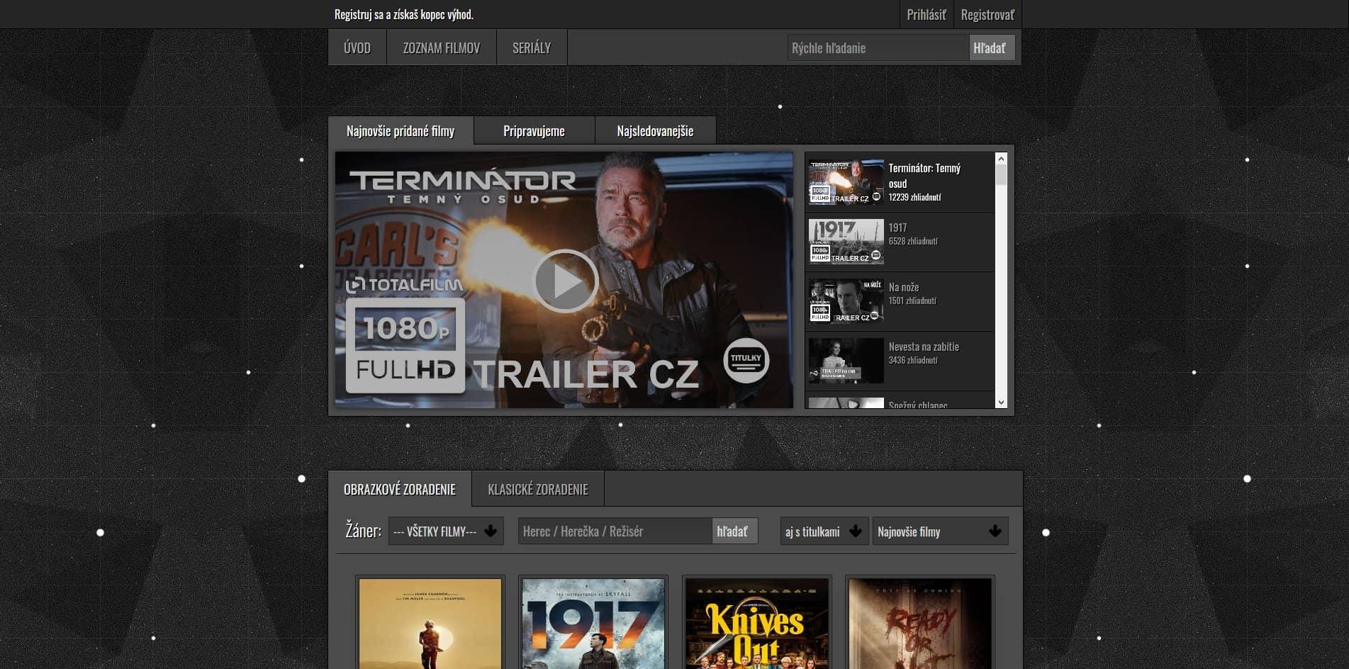 Bombuj.tv online filmy a seriály zdarma – Tajné tipy a seznamy filmů